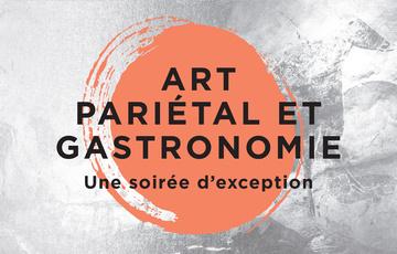 Soirée art pariétal & gastronomie